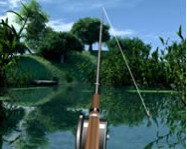 Lake fishing online