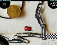 Mini toy car racing fi�s j�t�kok